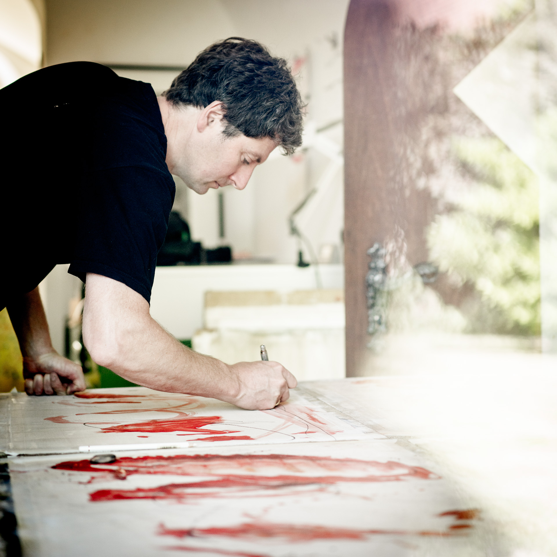 Atelier - Marcel Zorn